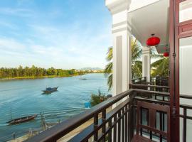 Pearl River Hoi An Hotel & Spa, hotel in Hoi An