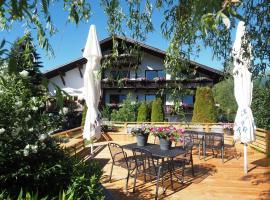 Haus Brabant, Hotel in Ehrwald