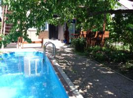 Holiday house on Pervy Pereulok