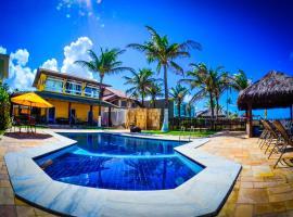 Suites Sol & Mar, hotel near Maracaipe Beach, Porto De Galinhas