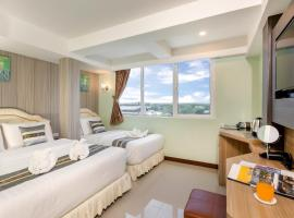 RoomQuest Suvarnabhumi Airport, hotel with jacuzzis in Lat Krabang