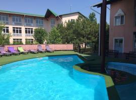 Парадиз, отель в Коблеве