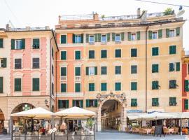 Albergo La Piazzetta, hotel a Rapallo