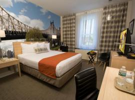 Adria Hotel and Conference Center, accessible hotel in Queens