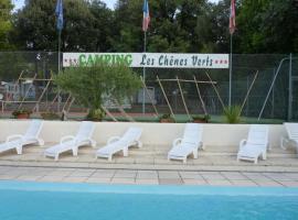 Camping Les Chênes Verts