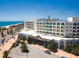 El Mouradi Hammamet, hotel in Hammamet