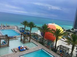Beachfront Units, Hyde Beach Resort