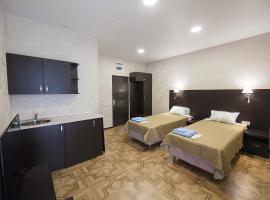 Apart-Hotel Kayan, жилье с кухней в Адлере