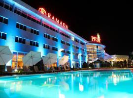 Ramada Plaza by Wyndham Gevgelija, hotel u Đevđeliji