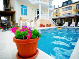 Hotel Geo&Mari, отель в Витязеве