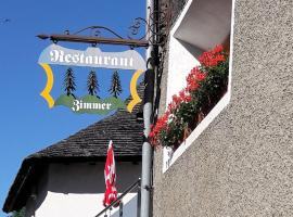 Hotel-Restaurant Drei Tannen