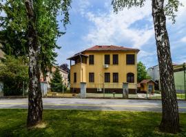 Vila Regina apartment - rooms