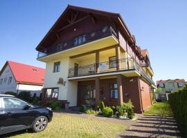 Villa Tropikana – hotel w Łebie