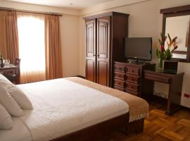 Hotel Plaza Real Suites & Apartments San Jose