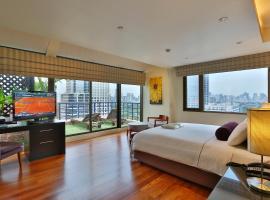 Siri Sathorn Bangkok by UHG: Bangkok'ta bir otel