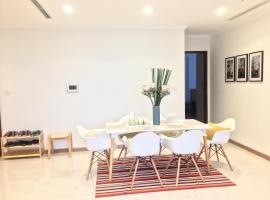 Vinhomes Central Cozy Apartment