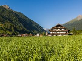 Hotel Bergjuwel, Hotel in Neustift im Stubaital