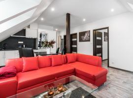 Penzion Apartments Benešova 6