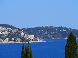 Appartement Baie des Anges, hotel with pools in Nice