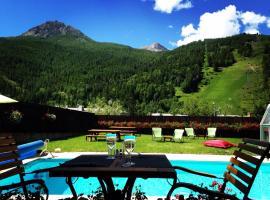 Hôtel Plein Sud et piscine ***