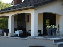 Studio & Appartement au Lac, pet-friendly hotel in Sart-lez-Spa