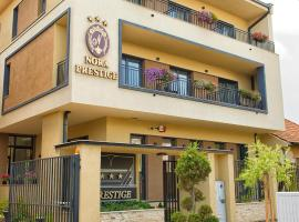 Pensiunea Nora Prestige- Corp A&C, hôtel à Timişoara