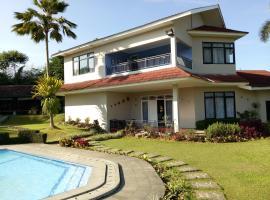 Villa Anni'mah, accessible hotel in Bogor