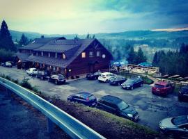Czarna Owca – hotel w pobliżu miejsca Złoty Groń Ski Lift w Istebnej