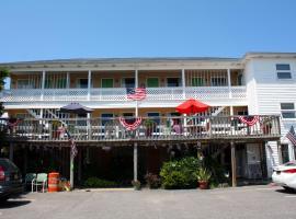 Bell Buoy Inn, hotel in Dewey Beach