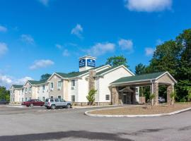 Cobblestone Hotel & Suites - Harborcreek, hotel with pools in Erie