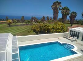 Costa Adeje Tenerife Villa Golf