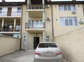 Guest house on Pochtovaja 48b, отель рядом с аэропортом Аэропорт Витязево - AAQ