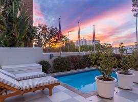 Head South Lodge, boutique hotel in Cape Town