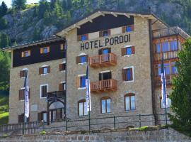 Hotel Pordoi Passo Pordoi