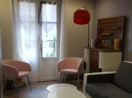 Home St. Germain, budget hotel in Trouville-sur-Mer