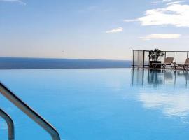Appt 5 personnes vue mer piscine Costa Plana Cap d'Ail Monaco
