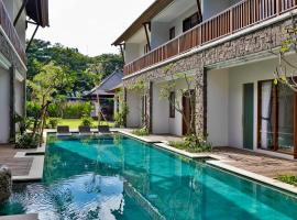 Mahana Boutique Apartment, hotel in Denpasar