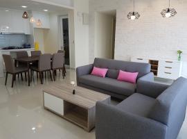 Pandora Residence A1809