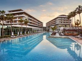 Die 10 Besten 5 Sterne Hotels In Side Turkei Booking Com