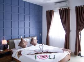 Poetic Hue Hotel & Spa, hotel with jacuzzis in Hue