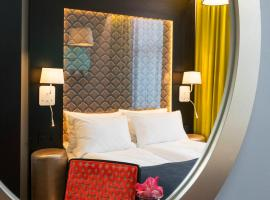 松恩酒店,奧斯陸的飯店