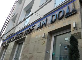 Koncept Hotel zum kostbaren Blut, hotel in Cologne