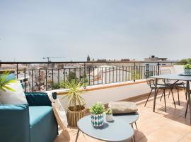 Sitges Group Soul, apartment in Sitges