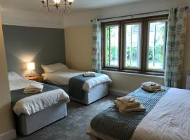 Halfway House Inn Country Lodge, hotel in Yeovil