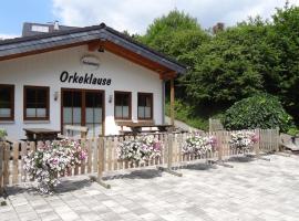Ferienhaus Orkeklause
