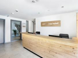 easy sleep Apartmenthotel, hotel in Landshut