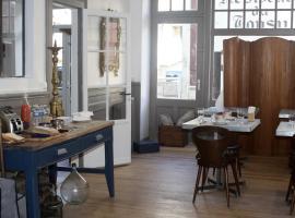 La Maison de la Plage, budget hotel in Trouville-sur-Mer
