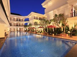 Grand Palace Hotel Sanur - Bali, hôtel à anur