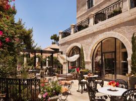מלון וילה בראון ירושלים