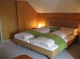 Zimmer & z'Morgä Schönenboden, Hotel in Wildhaus
